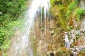 Водопад `Мужские слезы`